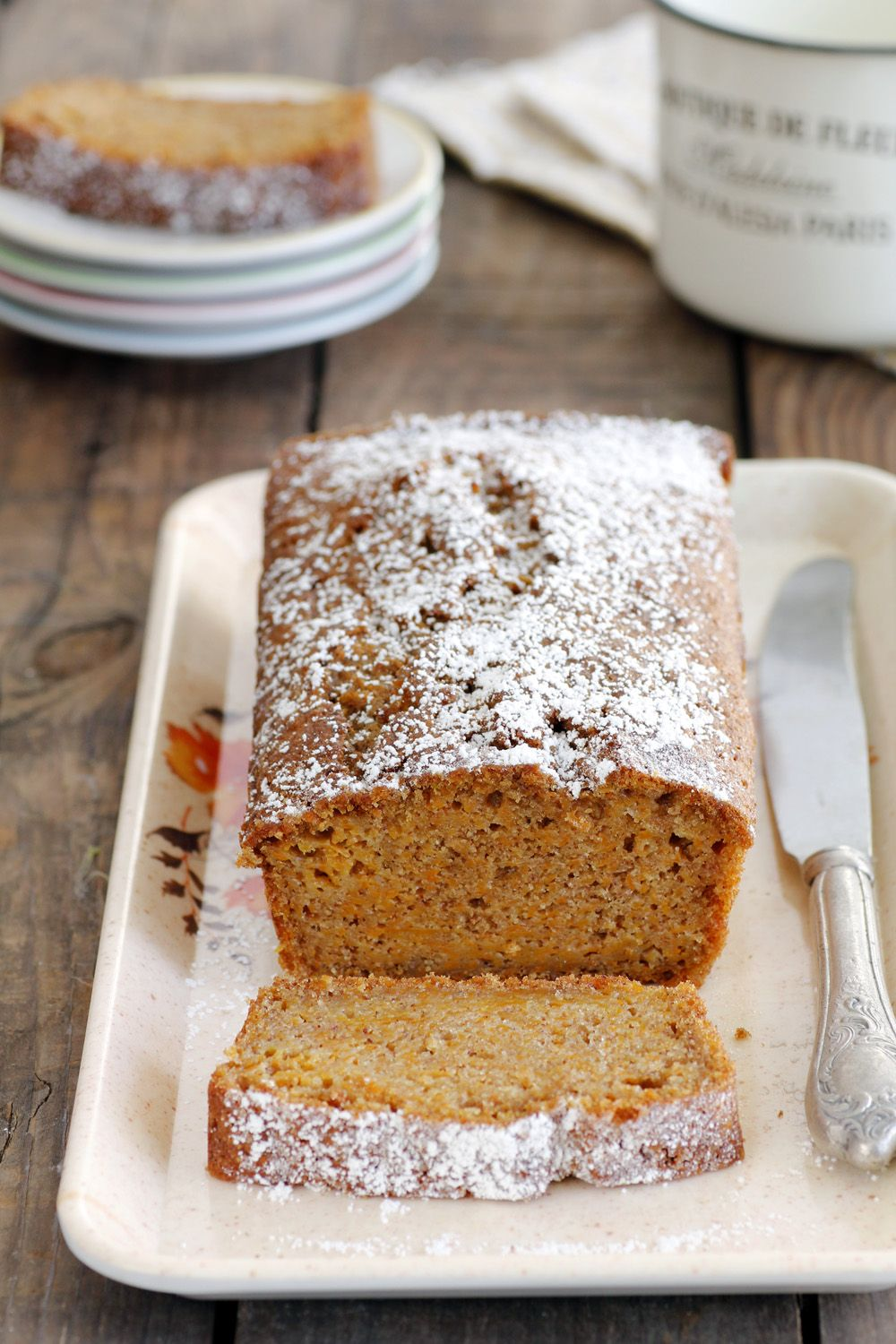 5 Minutes Healthy Carrot Cake