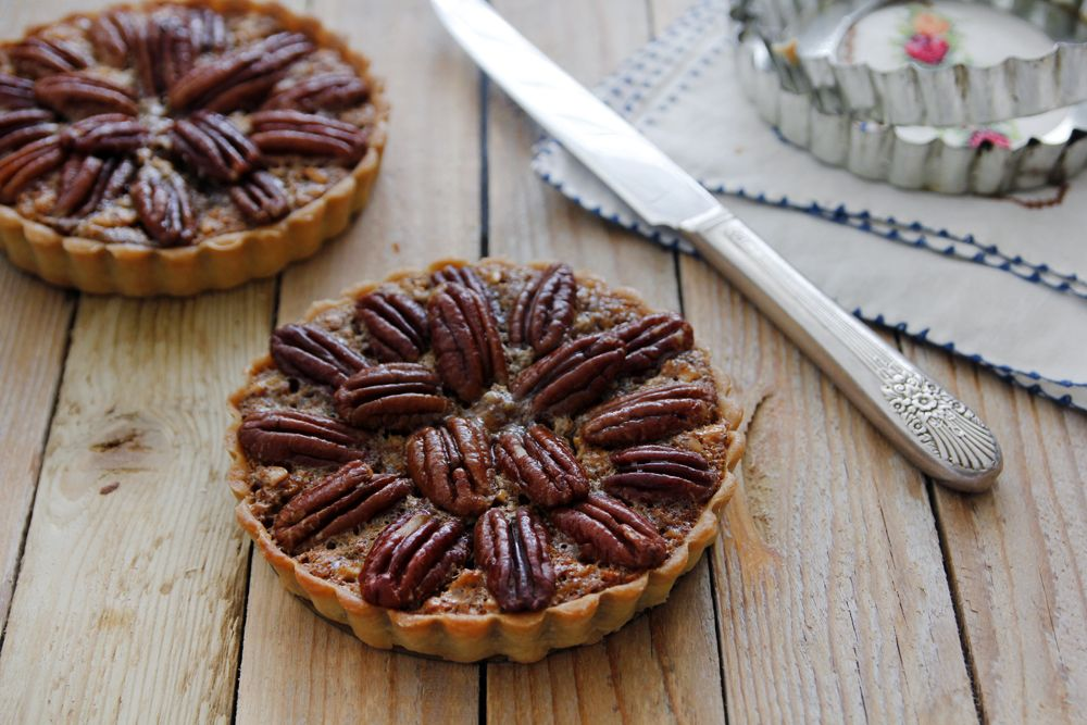 Cinnamon Maple Pecan Pie