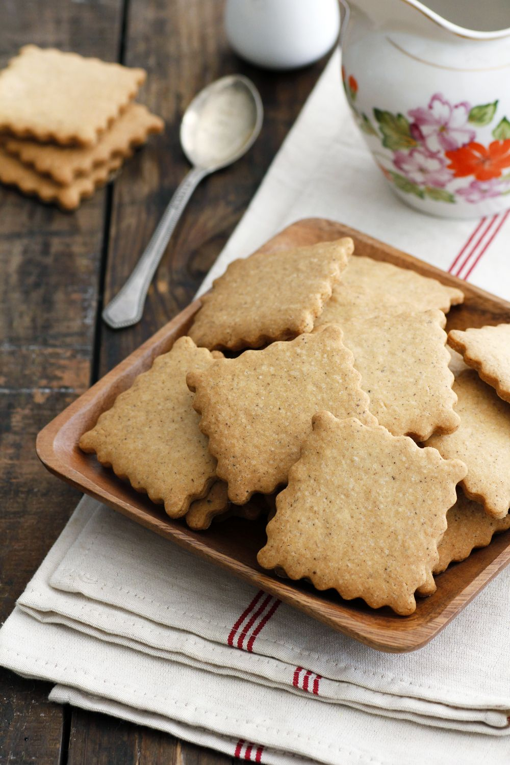 Speculoos – Dutch Spice Cookies