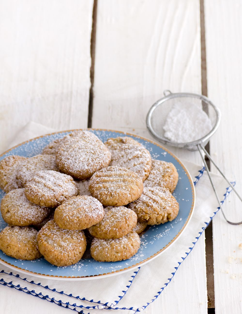 Butter Nut Cookies