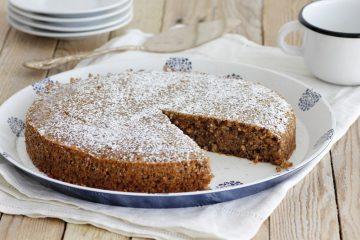 עוגת אגוזים ונוגט כשרה לפסח (ופרווה) | צילום: נטלי לוין