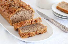 עוגת מייפל וקינמון | צילום: נטלי לוין