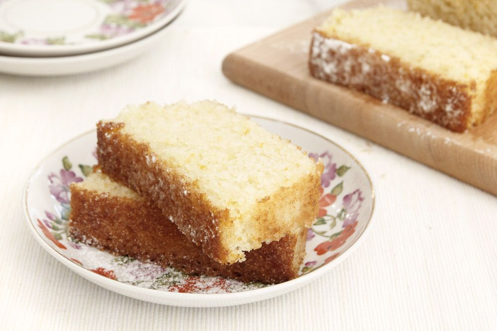 Orange, Coconut and Semolina Cake