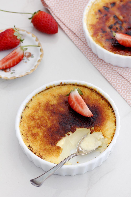 Vanilla Crème Brulee