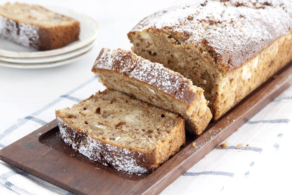 Easy Passover Banana Cake