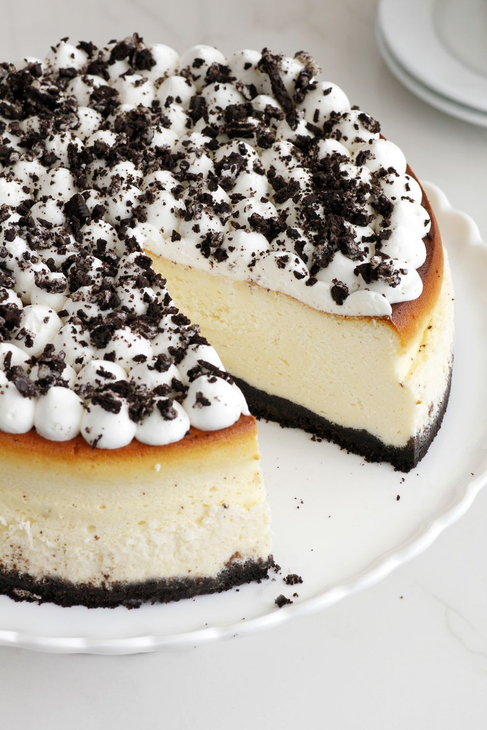 Cookies And Cream Cheesecake Lil Cookie