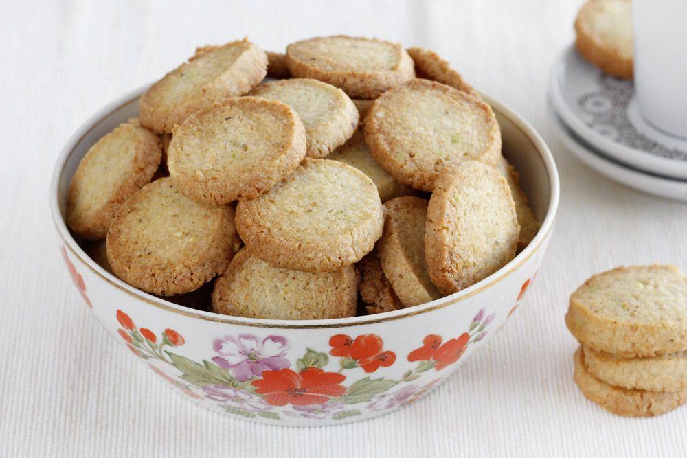 Sahlab Cookies