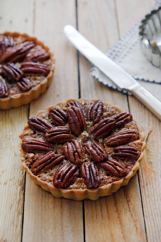 Cinnamon Maple Pecan Pie