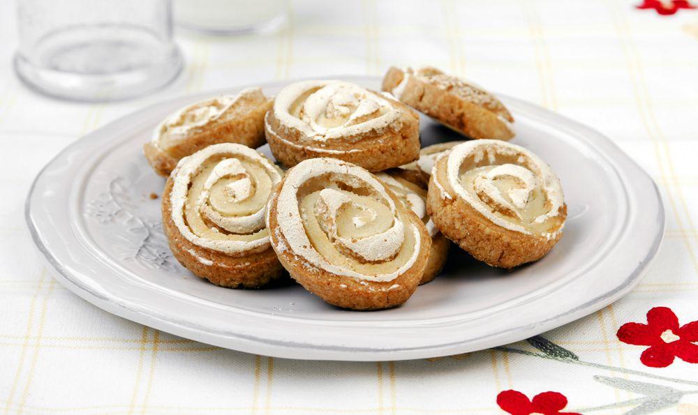 Finnish Meringue Cookies