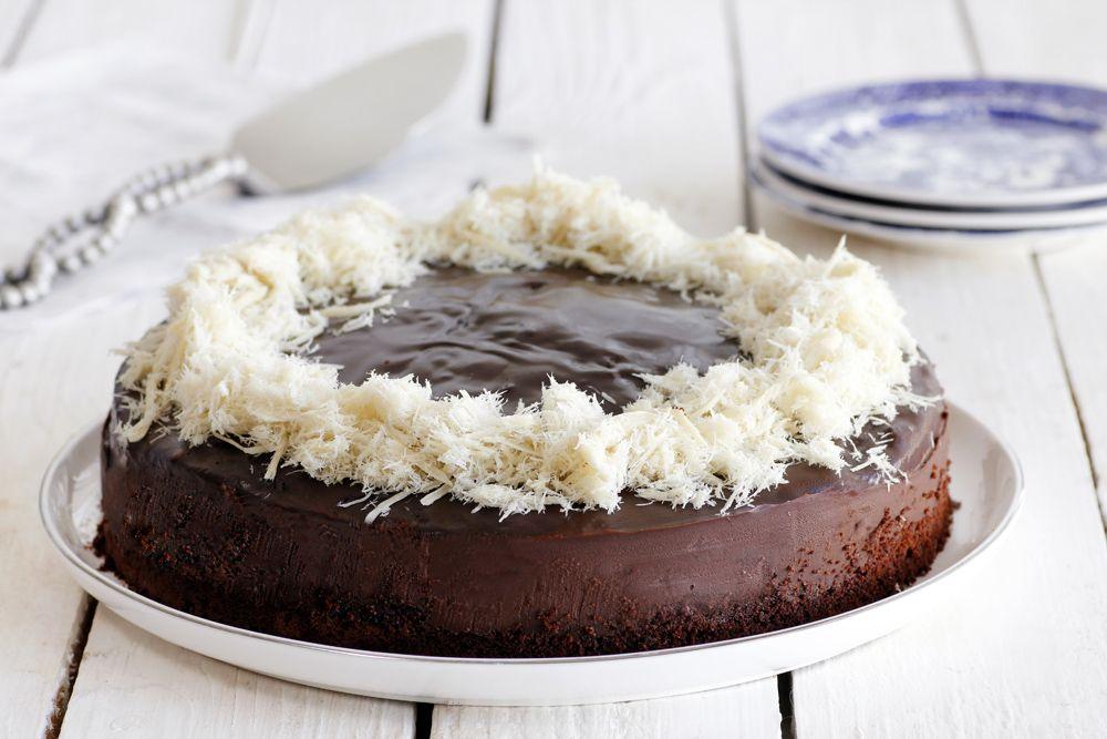 Gluten Free Halva Cake
