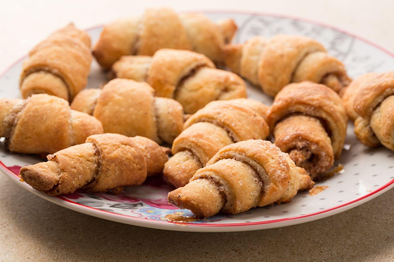 Cinnamon Rugelach Cookies