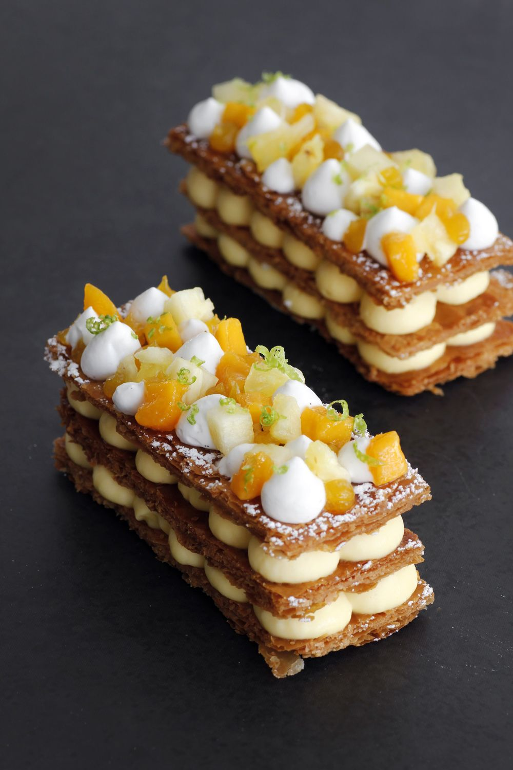 Tropical Mille-feuille
