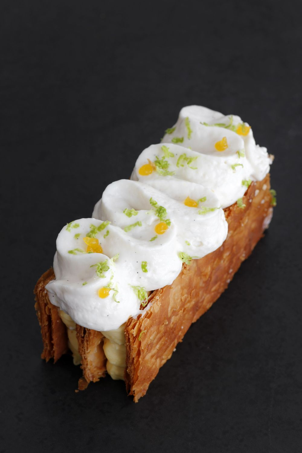 Tropical Mille Feuille Lil Cookie