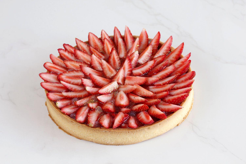 Extra Strawberry Pie