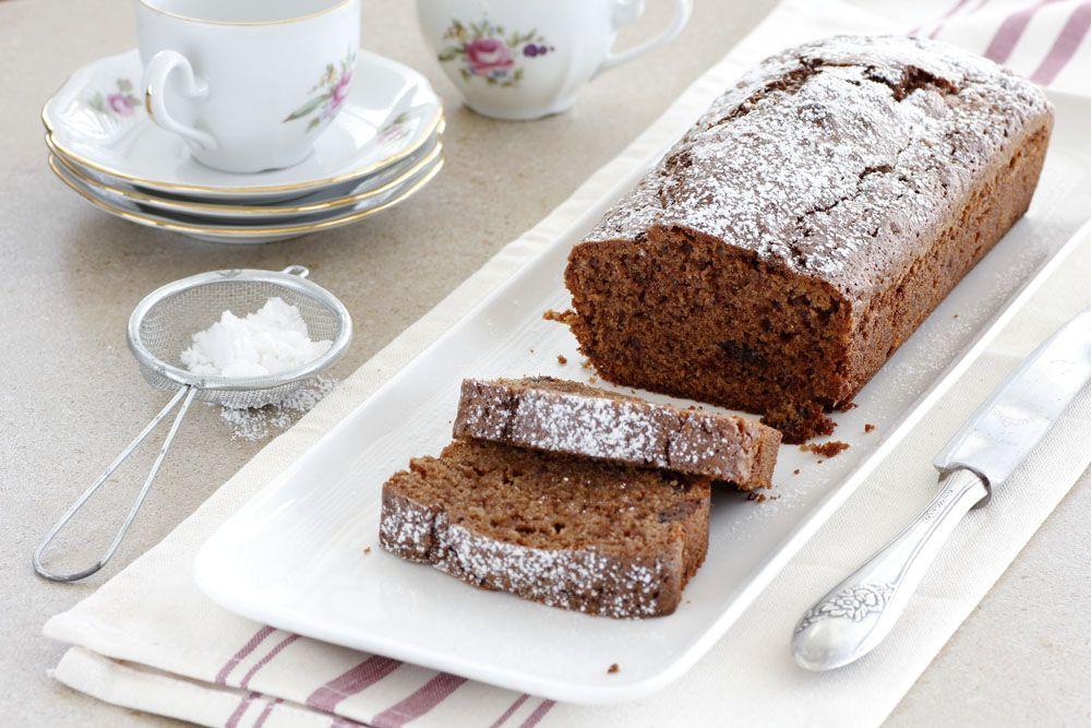 Tahini, Coffee and Chocolate Cake