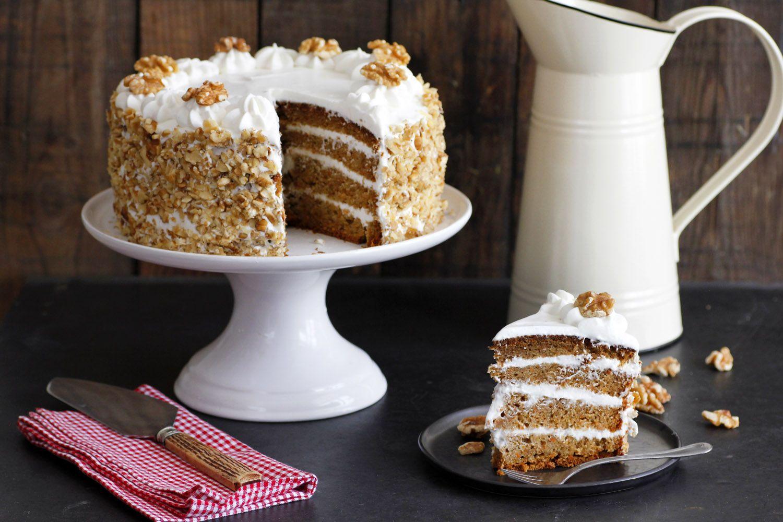 Vegan Cream Cheese Pound Cake