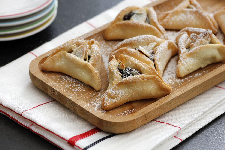 Gluten Free Hamantaschen Cookies