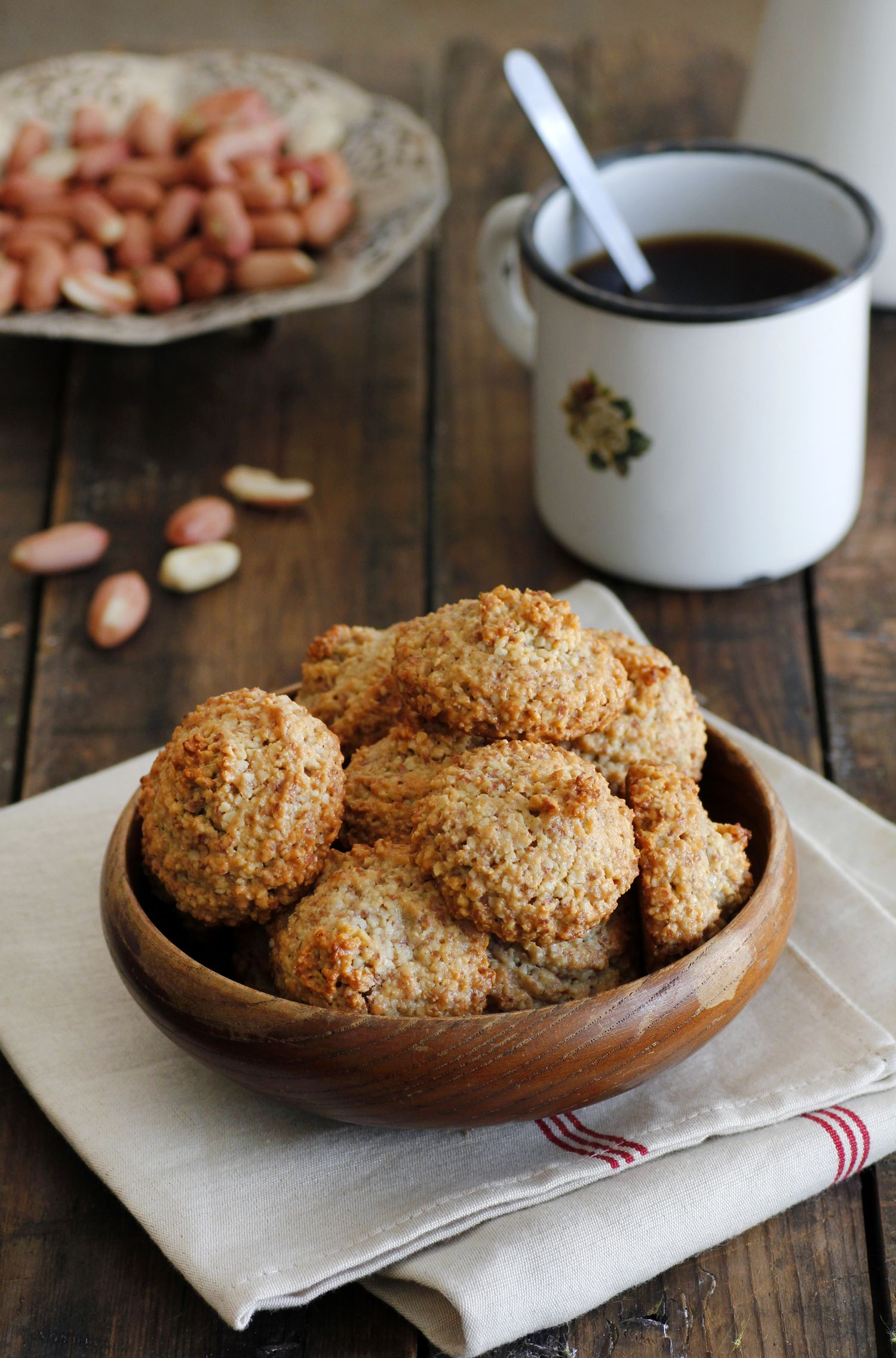 Peanut Cookies for Passover