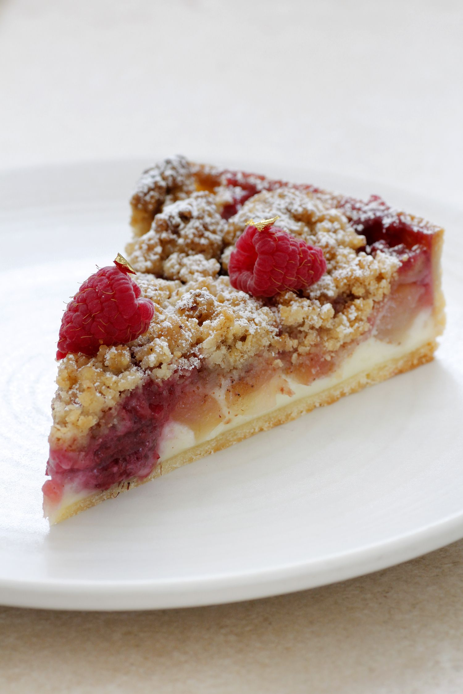 Raspberry Apple Pie