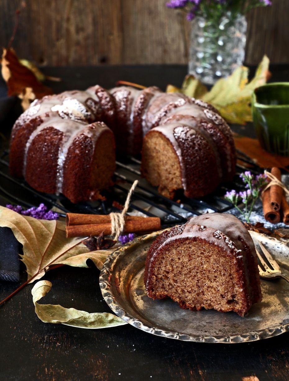 Snickerdoodles Cake