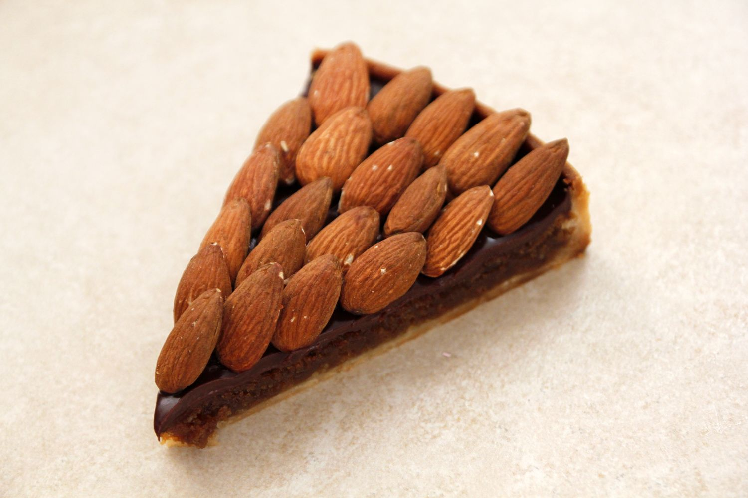 Modern Chocolate Nut Pie