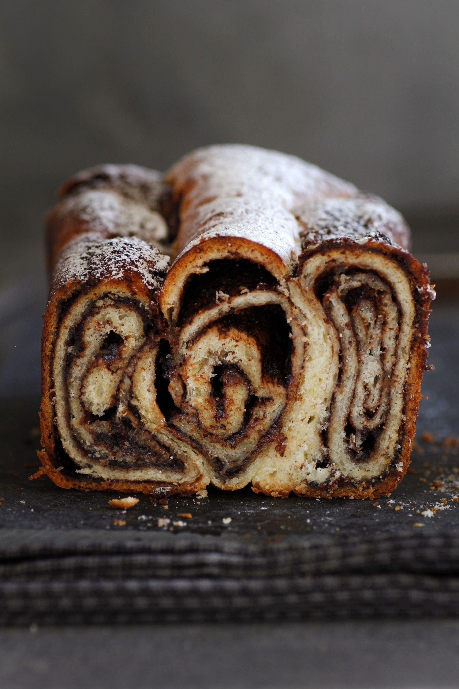 Modern Chocolate Babka