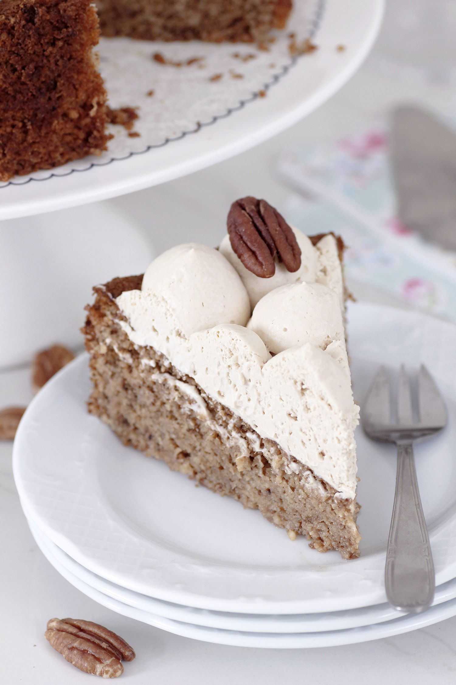 Nut Cake for Passover