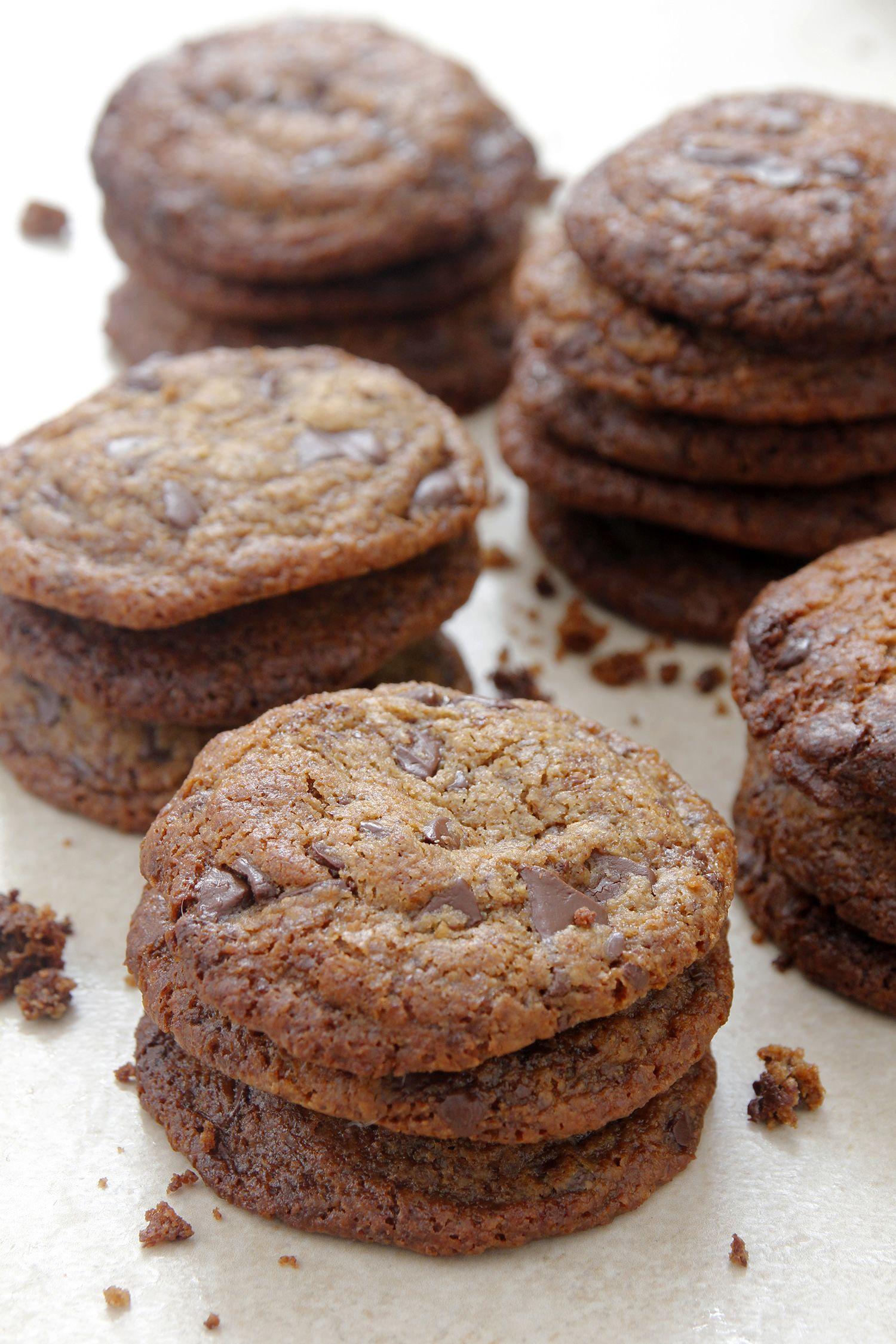 Gluten Free Chocolate Chip Cookies (Nondairy, Paleo)