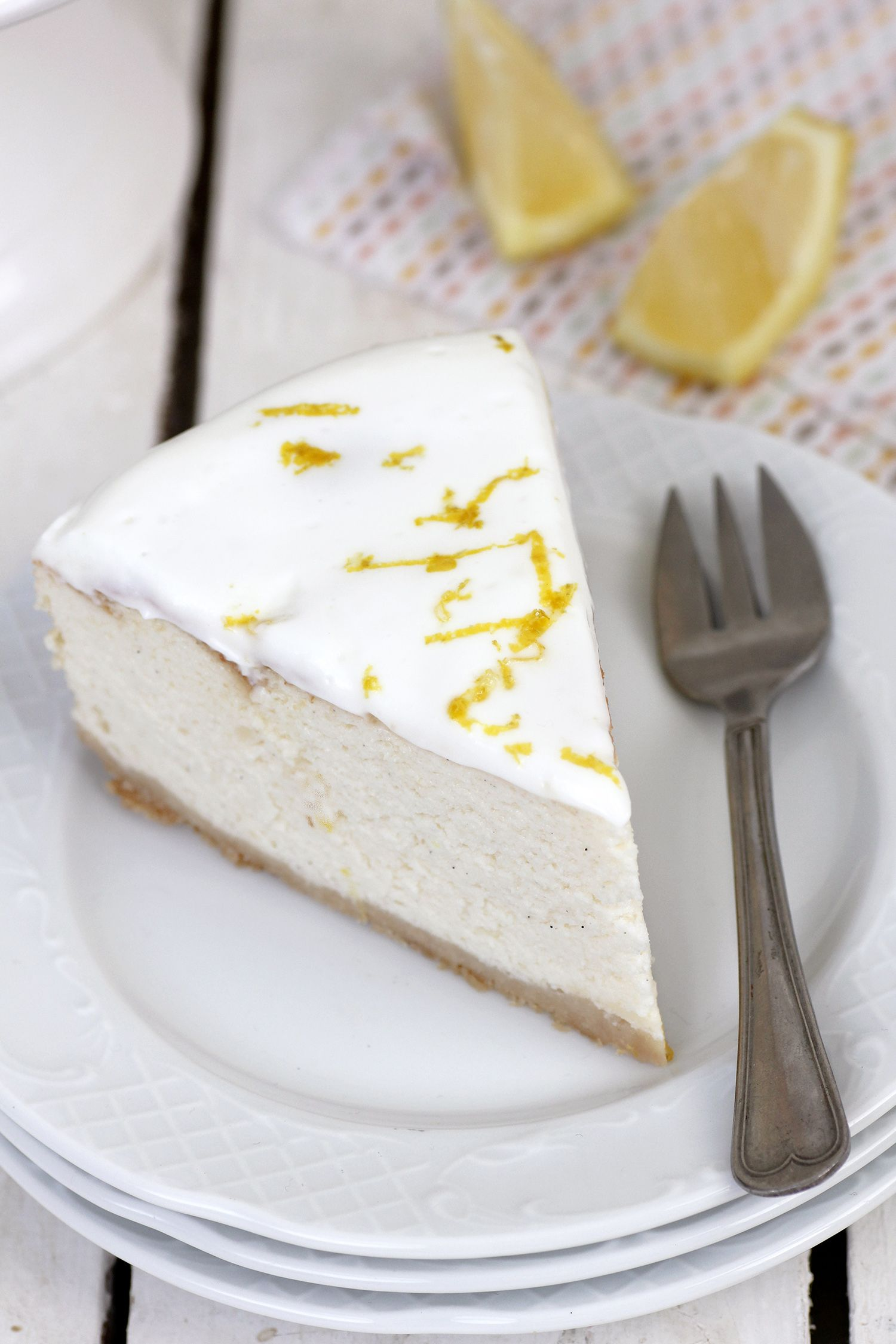 Light Cheesecake with Yogurt